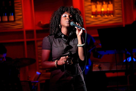 Soular - Toronto wedding musician - Dione Taylor